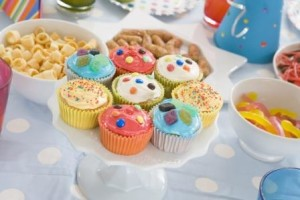 Kids party catering - MacPhees Catering Glasgow
