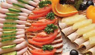catering platter - Macphees Catering Glasgow