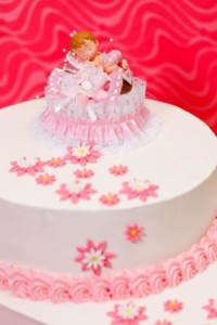 christening cakes - MacPhees Catering Glasgow