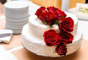 wedding cakes - MacPhees Catering Glasgow