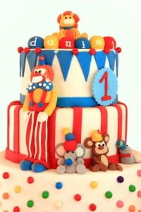 childrens birthday cakes - MacPhees Catering Glasgow